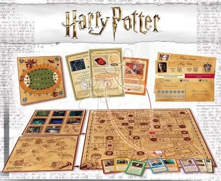 Jocuri de societate - Joc de societate Harry Poter Borras Educa pentru 1-8 jucători în spaniolă de la 7 ani_1