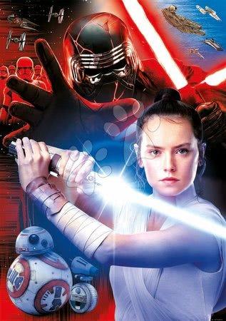 1000 darabos puzzle - Puzzle Star Wars Episod IX The rise of Skywalker Educa 1000 darabos és Fix ragasztó 11 évtől_1