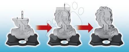 Puzzle - Kiparske puzzle 3D Sculpture - Frozen 2 Disney Color edition 163 delčkov od 6 leta_1