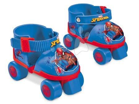 Spiderman - Patine cu rotile The Ultimate Spiderman Mondo cu echipament de protecţie mărimi 22-29_1
