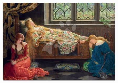 1500 darabos puzzle - Puzzle Sleeping Beauty Educa 1500 darabos és Fix puzzle ragasztó 11évtől_1