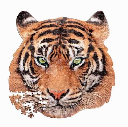 Puzzle 500 dílků - Puzzle Tiger face shape Educa 375 dílků a Fix lepidlo od 11 let_1