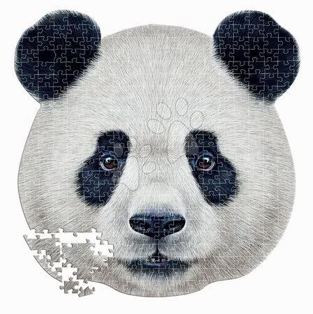 Puzzle 500 dílků - Puzzle Panda face shape Educa 332 dílků a Fix lepidlo od 11 let_1