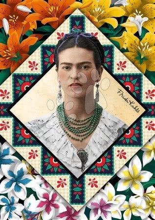 Puzzle 500 dílků - Puzzle Frida Kahlo Educa 500 dílků a Fix lepidlo od 11 let_1