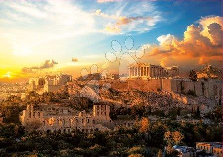 1000 darabos puzzle - Puzzle Acropolis of Athens Educa 1000 darabos és Fix ragasztó 11 évtől_1