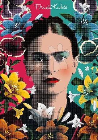 1000 darabos puzzle - Puzzle Frida Kahlo Educa 1000 darabos és Fix ragasztó 11 évtől_1