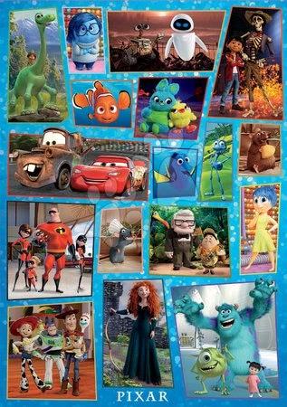 1000 darabos puzzle - Puzzle Pixar Disney Educa 1000 darabos és Fix ragasztó 11 évtől_1