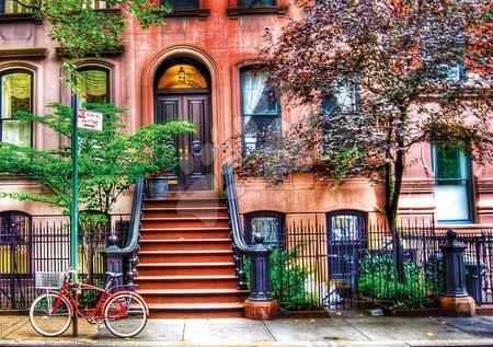 Igračke za sve od 10 godina - Puzzle Greenwich Village, New York Educa 1500 dijelova i Fix ljepilo od 11 godina_1