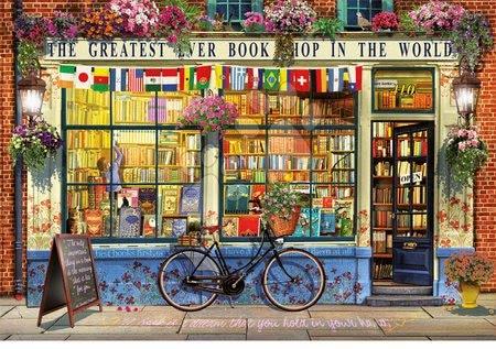 - Puzzle Greatest Bookshop in the World Educa 5000 delov od 11 leta_1