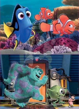 Lesene Disney puzzle - Lesene puzzle Pixar Disney Educa 2x25 delov_1