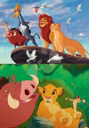 Kralj lavova - Puzzle The Lion King Disney Educa 2x48 dijelova od 4 godine_1