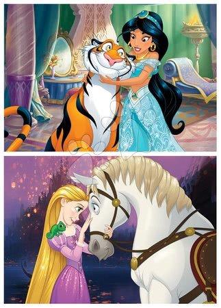 Lesene Disney puzzle - Lesene puzzle Princess Disney Educa 2x16 delov_1