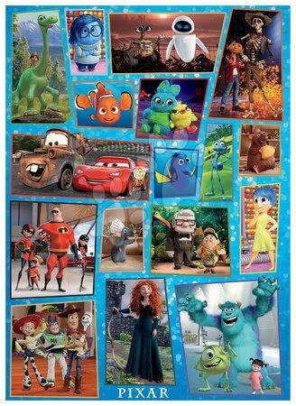 Lesene Disney puzzle - Lesene puzzle Pixar Disney Educa 100 delov od 5 leta_1