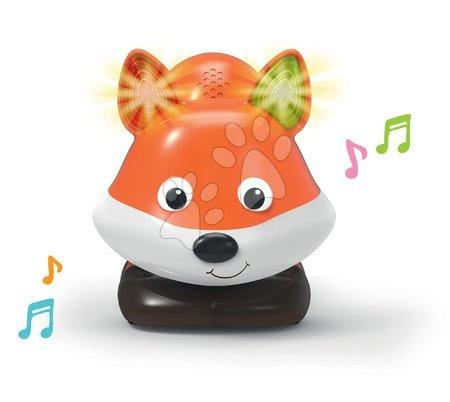 Jucării pentru bebeluși - Joc interactiv cu vulpe Foxy Smart Smoby cu 2 jocuri de programare_1