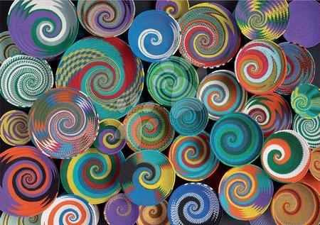 1000 darabos puzzle - Puzzle Collage Andrea Tilk Educa 1000 darabos és Fix ragasztóval a csomagban 11 évtől_1