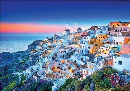 Igračke za sve od 10 godina - Puzzle Santorini Educa 1500 dijelova i Fix ljepilo od 11 godina_1