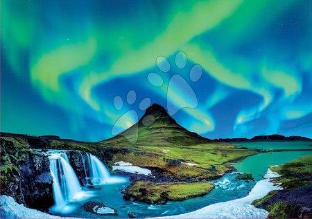Igračke za sve od 10 godina - Puzzle Aurora Boreal Islandia Educa 1500 dijelova i Fix ljepilo od 11 godina_1