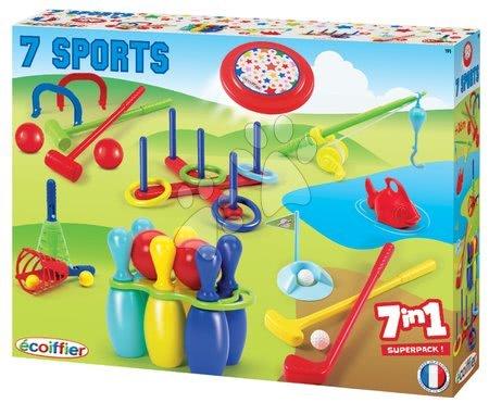 191 1 ecoiffier sportovy set