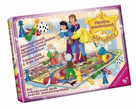 DOHANY 618-2 Spoločenská hra klasická ro