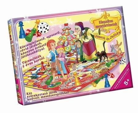 Jocuri de societate pentru copii - Joc de societate Clasic Hansel şi Gretel Dohány de la 5 ani