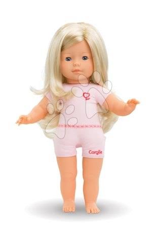 Panenka na oblékání Paloma Ma Corolle dlouhé blond vlasy a modré mrkající oči 36 cm od 4 let