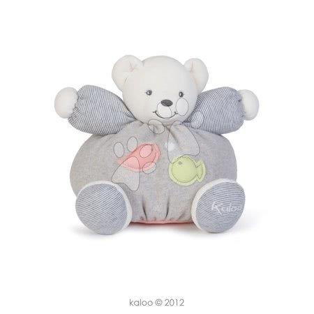 Plüss maci Zen-Chubby Tenderness Kaloo 25 cm ajándékdobozban legkisebbeknek pasztellszínű