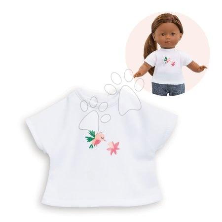 Oblačilo T-shirt TropiCorolle Ma Corolle za 36 cm punčko od 4 leta