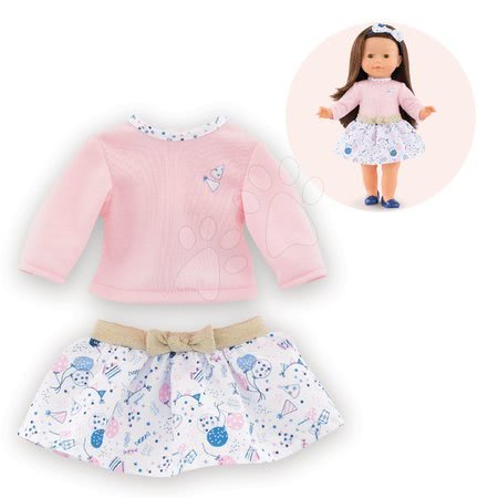 210960 a corolle outfit set