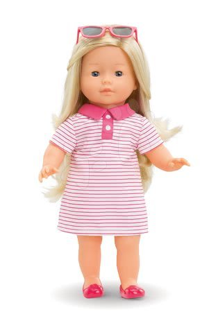 210980 a corolle polo dress