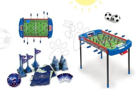 - Komplet namizni nogomet Challenger Smoby in nogometni komplet s stožci in žogo od 6 leta