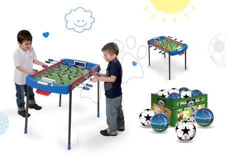 - Komplet namizni nogomet Challenger Smoby in nogometna žoga od 6 leta