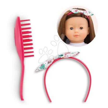 Hrebeň Hair Brush Set TropiCorolle Ma Corolle pre 36 cm bábiku od 4 rokov