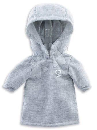 Oblečení pro panenky - Oblečení Hoodie Dress Ma Corolle pro 36 cm panenku od 4 let