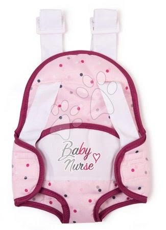 Klokanica Violette Baby Nurse Smoby ergonomska za lutku do 42 cm