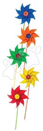 Vrtuľka Giobas kvety