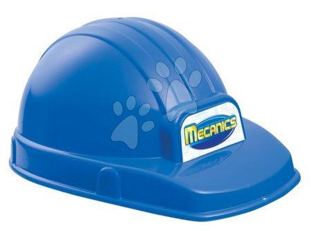 Dětská pracovní přilba Mecanique Écoiffier od 2 let modrá