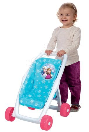 Smoby bugina pre bábiku Frozen 250245 modrá