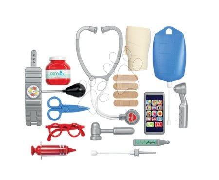 Medicinska kolica za djecu - Medicinski kovčeg Medical Écoiffier sa 17 dodataka od 18 mjes_1
