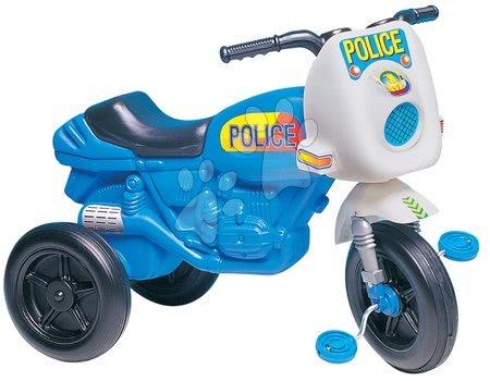 DOHANY 105 ODRÁŽADLO Police motor s pedá