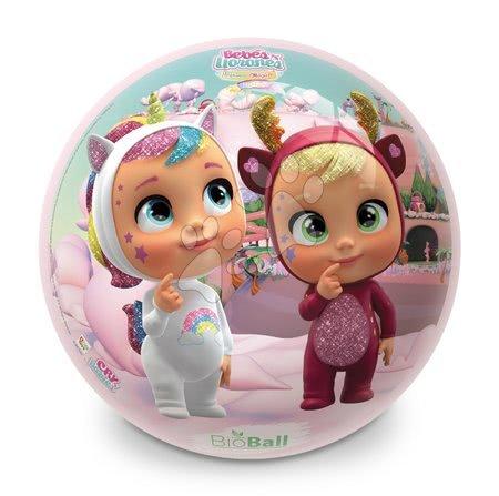 Mingi de poveste - Minge cu motiv de poveste BioBall Cry Babies Mondo 23 cm_1