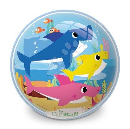 Mingi de poveste - Minge cu motiv de poveste BioBall Baby Shark Mondo 23 cm_1