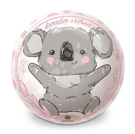 Mingi de poveste - Minge cu motiv de poveste BioBalls Koala Mondo cauciuc 23 cm =