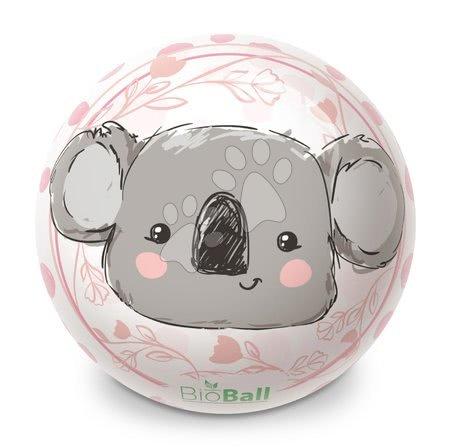 Mingi de poveste - Minge cu motiv de poveste BioBalls Koala Mondo cauciuc 23 cm =_1