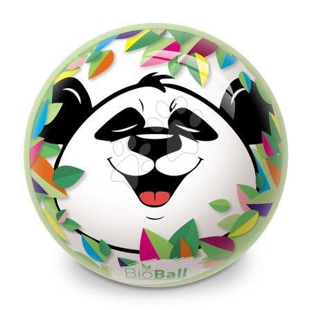 Mingi de poveste - Minge cu motiv de poveste BioBalls Panda Mondo cauciuc 23 cm_1