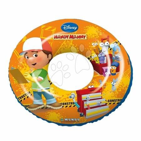 Nafukovací kruhy - Plavací kruh nafukovací Handy Manny 50 cm od 10 měsíců