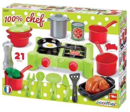 2649 a ecoiffier kuchynsky sporak