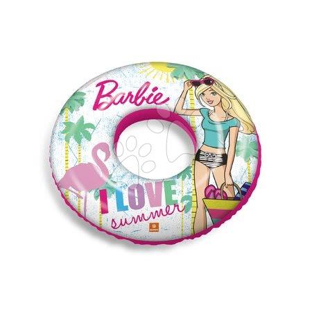 Nafukovací kruhy - Nafukovací kruh do vody Barbie Mondo 50 cm od 10 měsíců