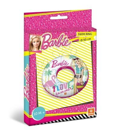 Nafukovací kruhy - Nafukovací kruh do vody Barbie Mondo 50 cm od 10 měsíců_1
