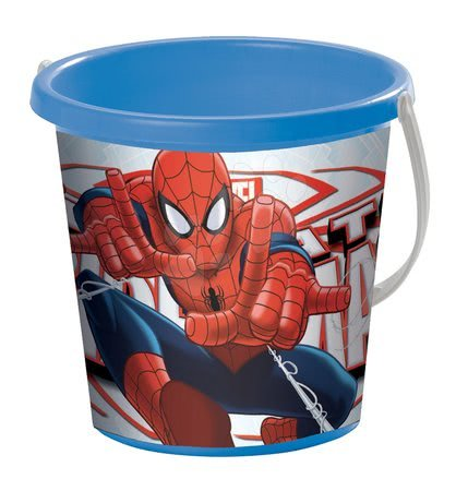 Spiderman - Găleată The Ultimate Spiderman Mondo (17 cm înalt) de la 18 luni