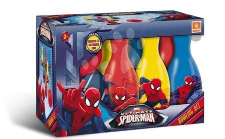 Spiderman - Popice Spiderman Mondo cu o minge (înălțimea 20 cm) 6 bucăți_1
